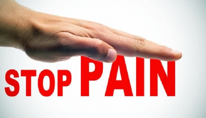 Learn how to say goodbye to pain!