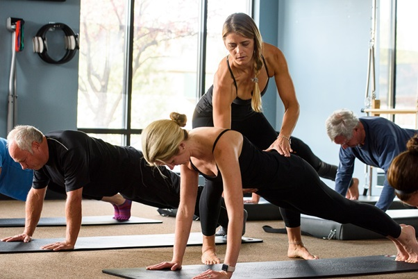 Pilates Classes for your good health