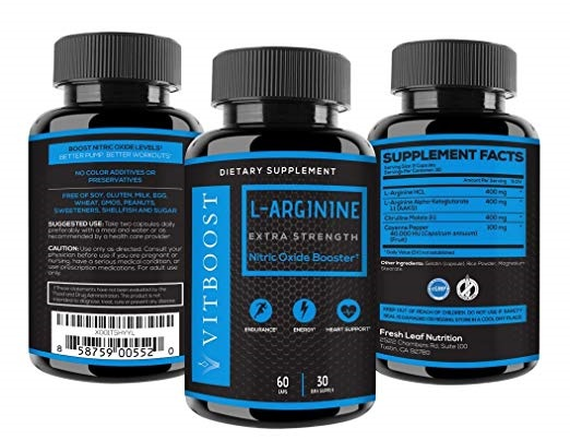 The top benefits of taking nitric oxide supplements