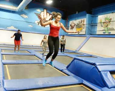 Getting Fit With Trampolines: Here's How
