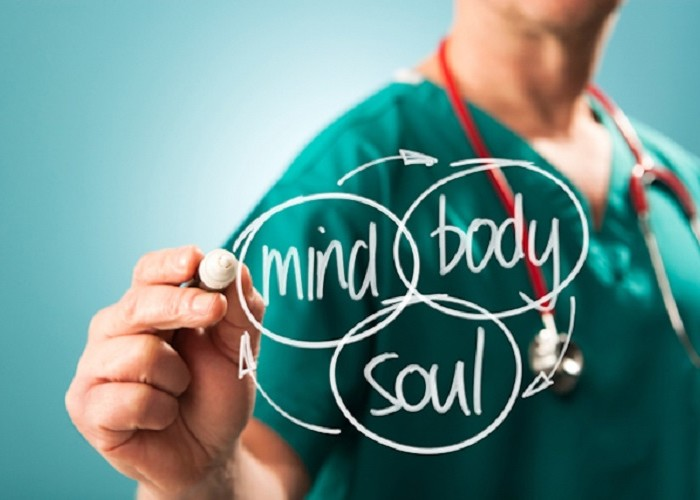 Healing The Body With Your Thoughts