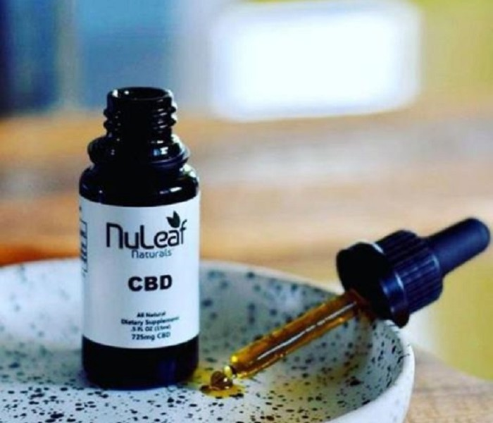 The Right Body and Mindset with the CBD Drops