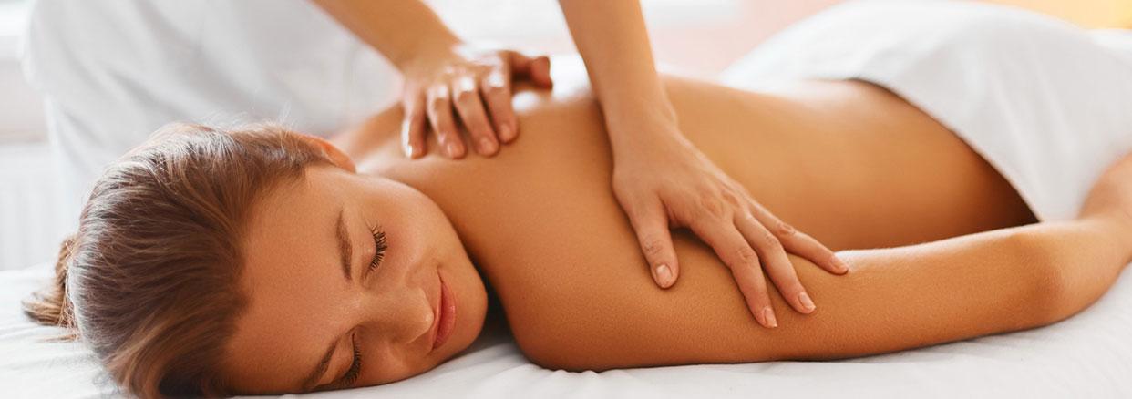 Massage Therapist Midtown