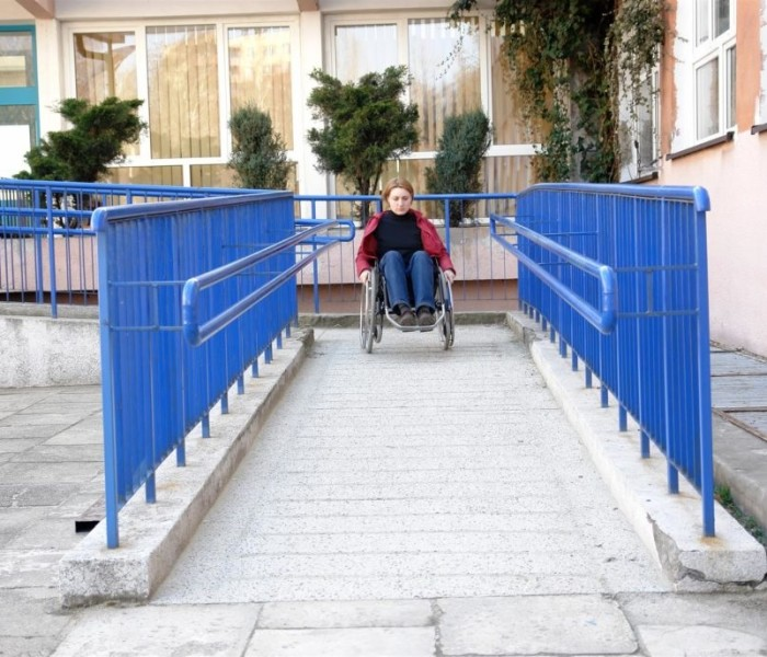 The Top 4 Benefits of Installing a Wheelchair Ramp