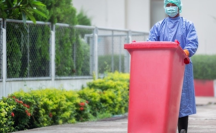 Get Benefits of Installation of Medical Waste Containers