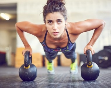 WANT TO BUILD YOUR MUSCLES, PICK UP A KETTLEBELL