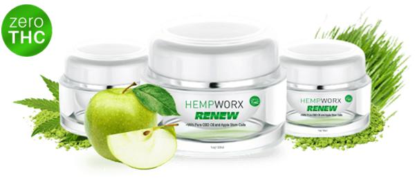 Hempworx Renew Anti-Aging Cream