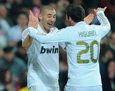 Higuain and Benzema, Crossed Lives